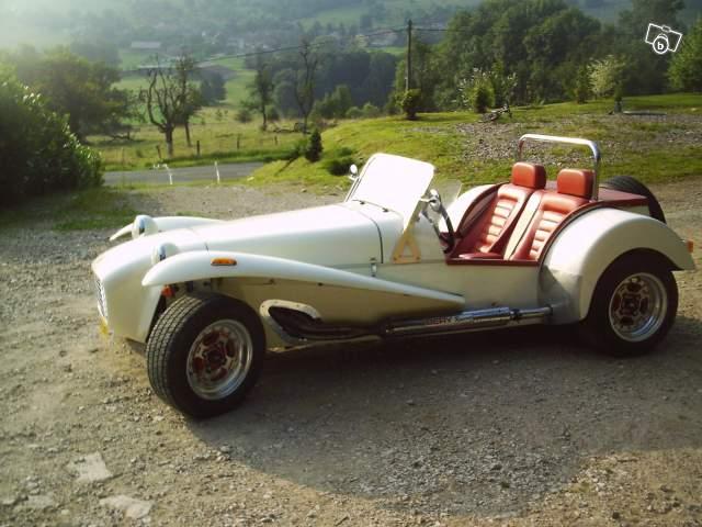 Marcadier Type Lotus Seven