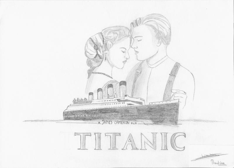 Dessins de sha 39 re - Dessin du titanic ...