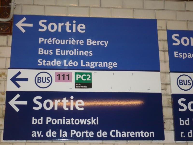 En route pour la ferme tropicale - Porte de charenton metro ...