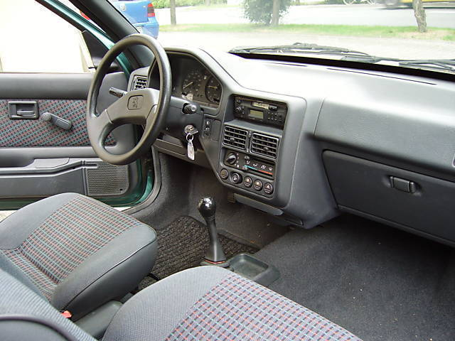 106 xr for Interieur 106