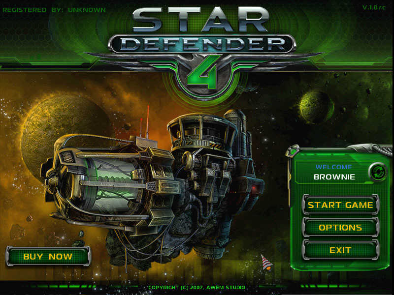 Download Star Defender 4 Full Version for PC
