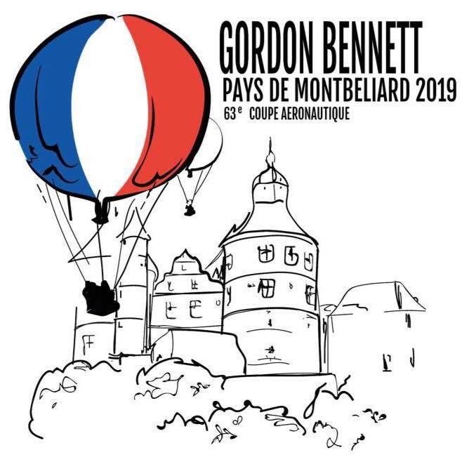 Coupe Aéronautique Gordon Bennett Patrouille de France Captens 2019