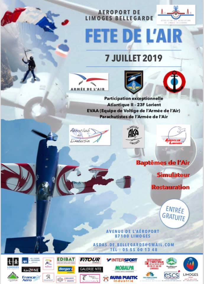 As-D-As de Bellegarde fete de l'air meeting aerien 2019