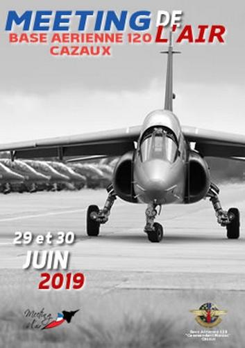 Meeting de l'Air BA-120 Cazaux de la FOSA Alphajet airshow Meeting Aerien 2019