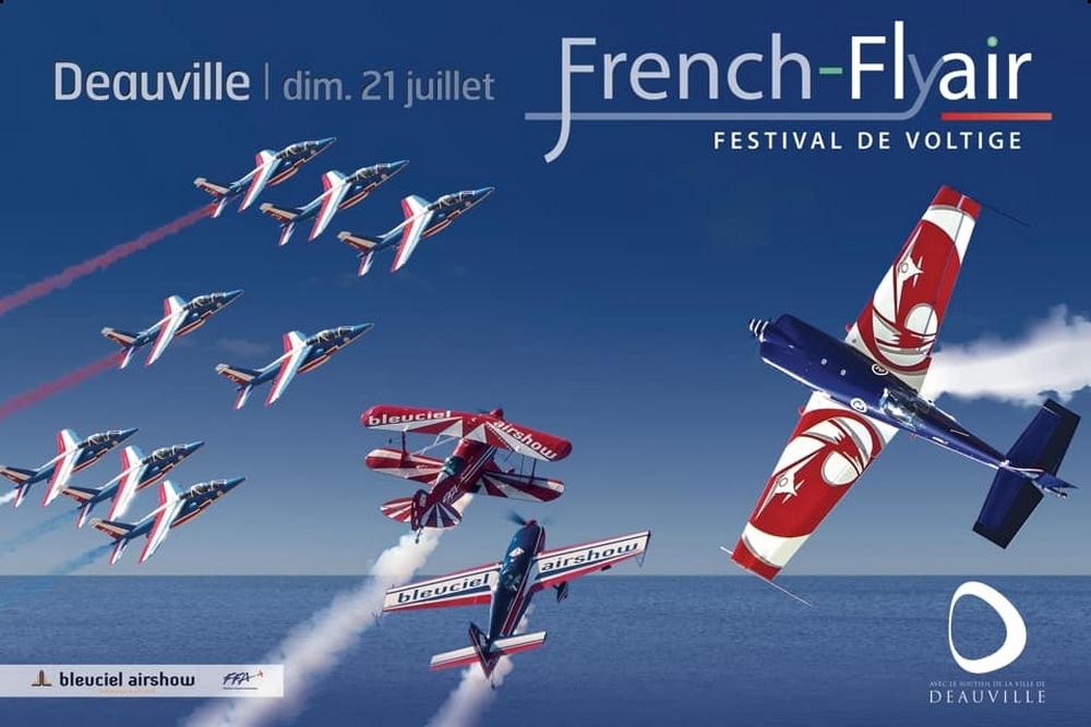 French Flyair - Festival de Voltige 2019