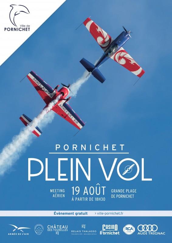 Meeting Aerien plage de Pornichete 2018 , Patrouille de France, show aerien - airshow ,meeting aerien 2018