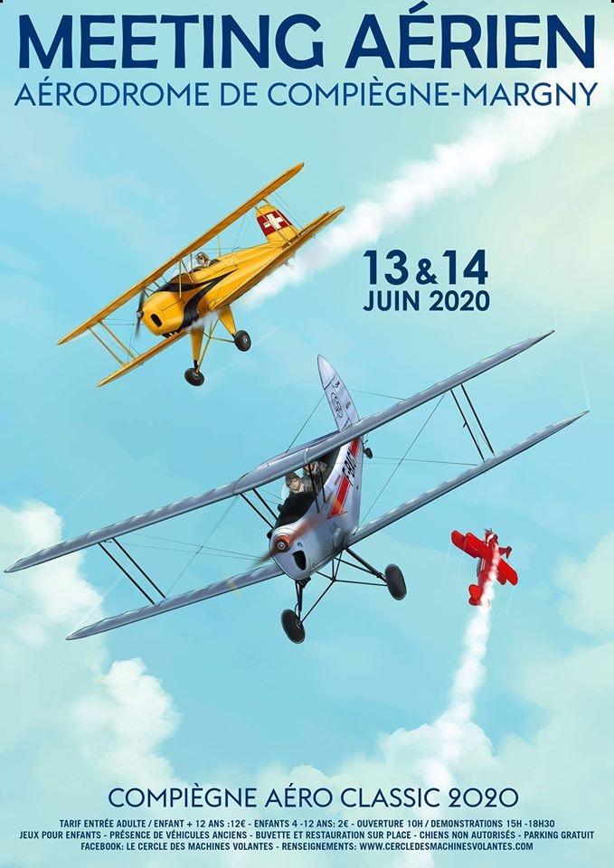 Compiègne Aéro Classic 2020
