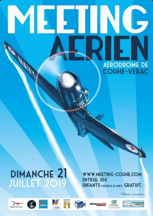 Meeting Aerien Couhé Vérac meeting aerien 2019