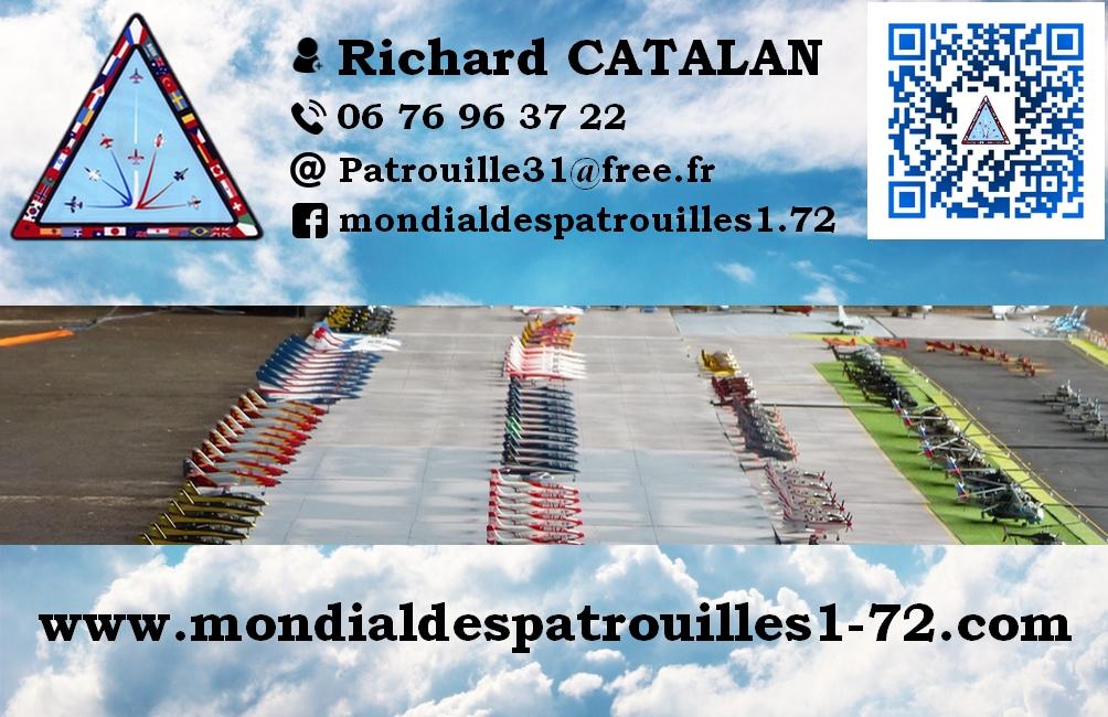 Mondial Des Patrouilles Acrobatiques Maquettes 1/72