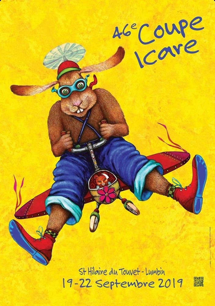 Coupe Icare St Hilaire du Touvet Grenoble 2019 Lumbin salon du vol libre festival en Isere région Rhone alpes pratique du parapente vol en delta plane sport aerien paramoteur montgolfière funiculaire Meeting Aerien 2019