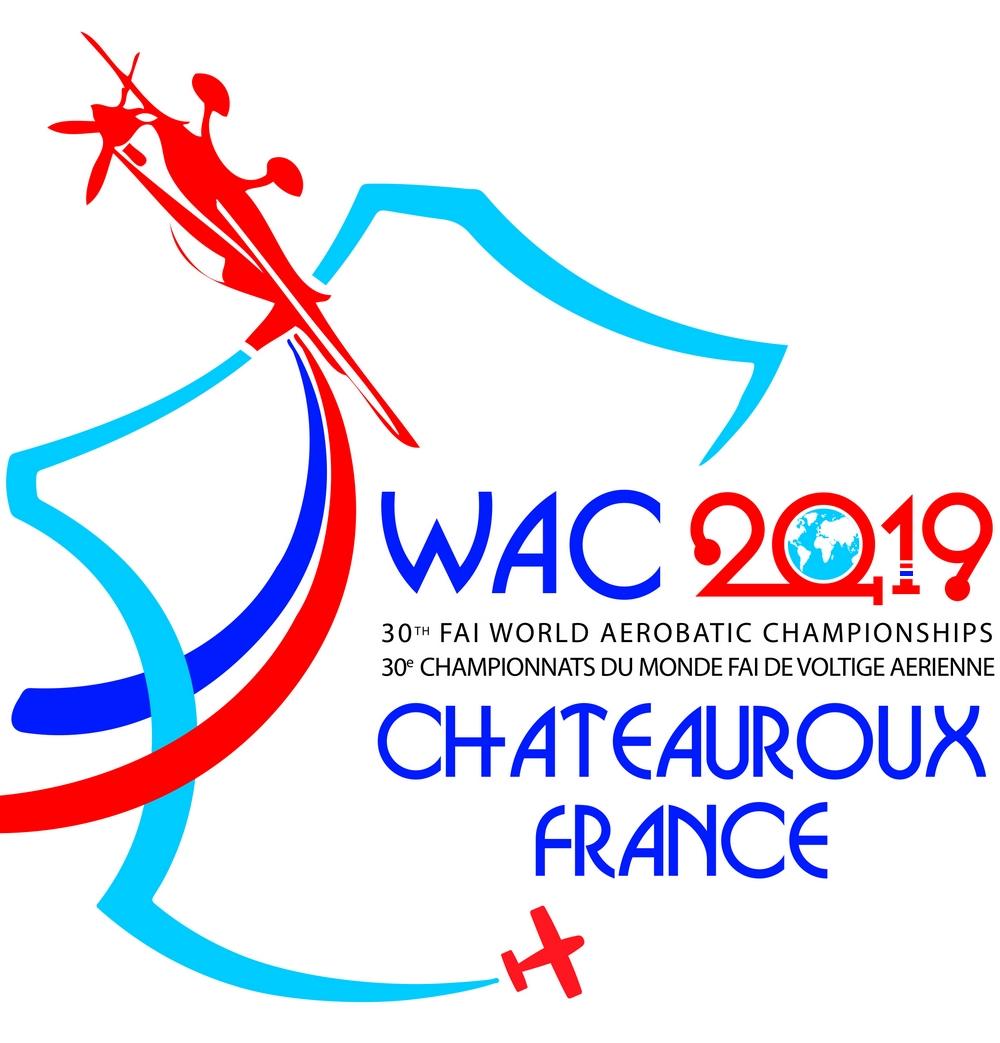 wac2019 Aéroport Châteauroux Centre Championnats du Monde de Voltige 2019