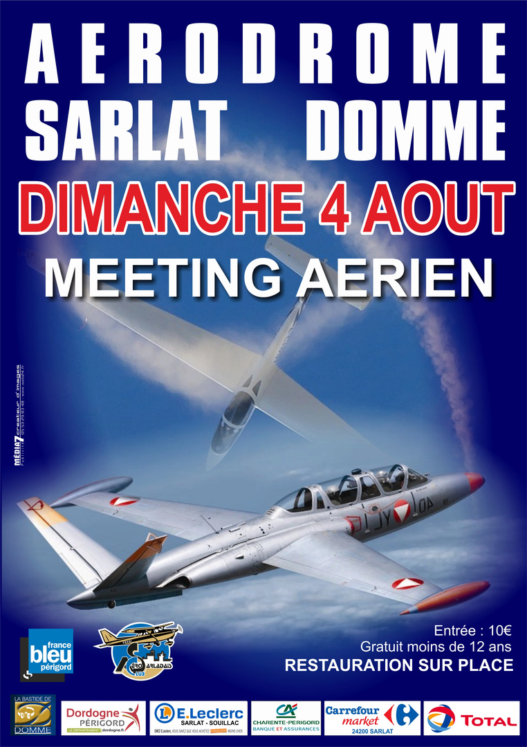 Meeting Aerien Sarlat 2019