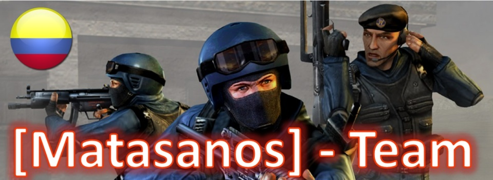 [Matasanos]-Team Counter Strike