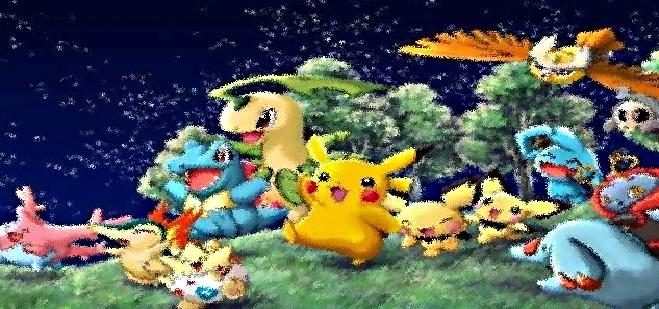 Pokémon Generation